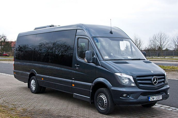 Mercedes Benz Sprinter 20+1
